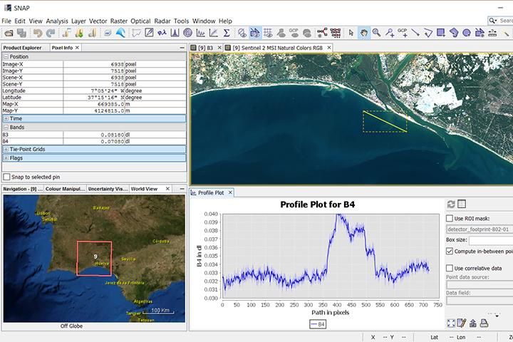 SNAP – Scientific Image Processing Toolbox – Brockmann Consult