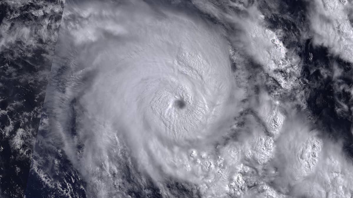 Cyclone Niran